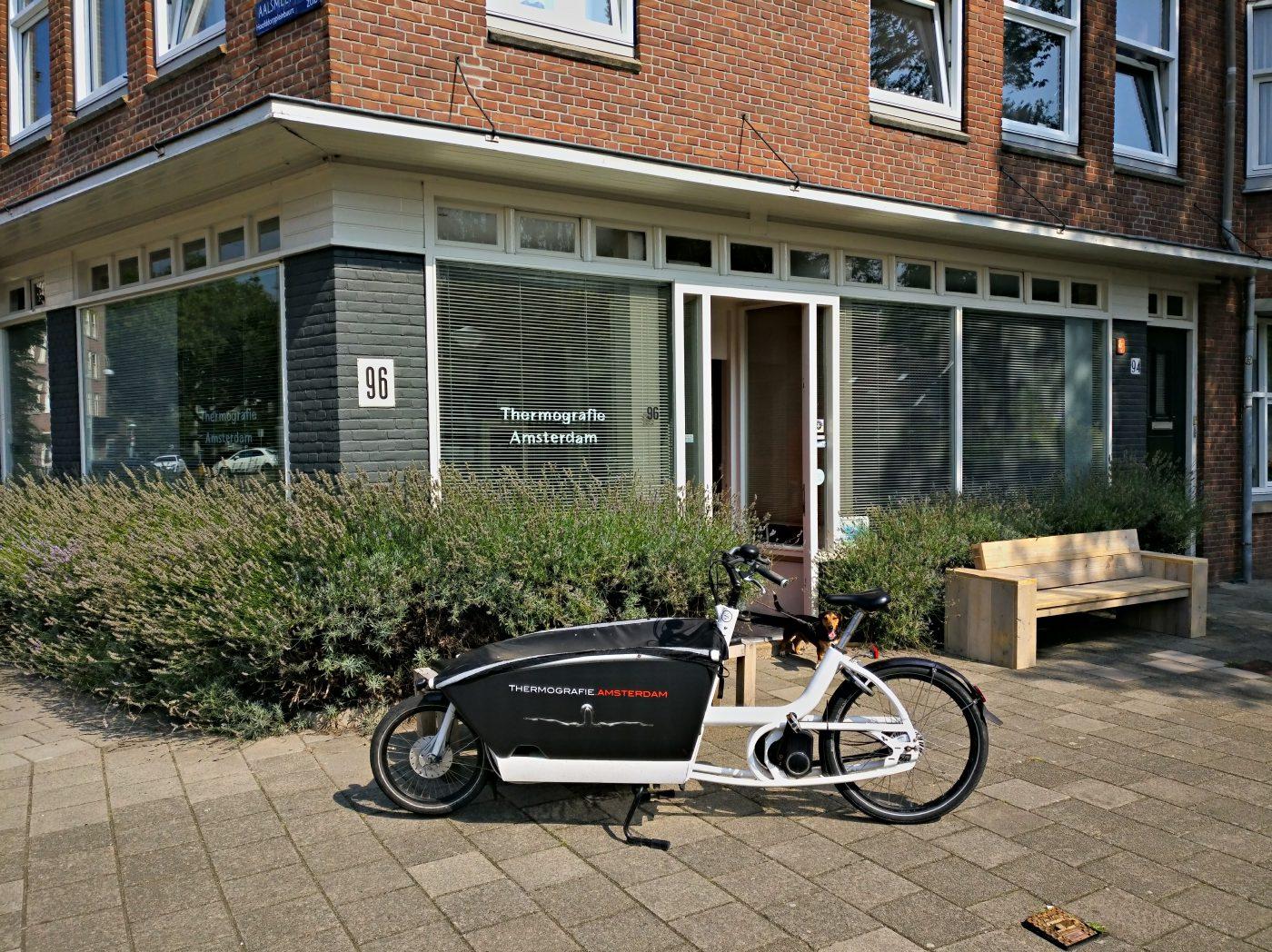 Routebeschrijving naar Thermografie Amsterdam
