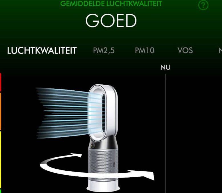 Geen code rood bij Thermografie Amsterdam door EXTRA CORONA-MAATREGEL – Ventilatie